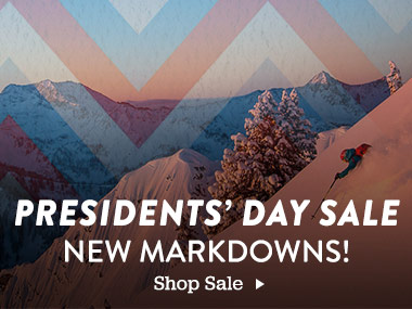 President's Day Sale. New Markdowns! Shop Sale.