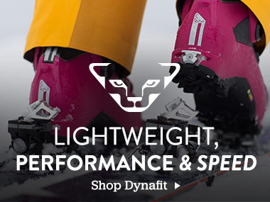 Lightweight, Performance and Speed. Shop Dynafit.
