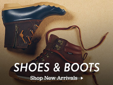 Shoes and Boots. Shop New Arrivals.