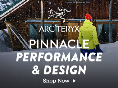 Arc'Teryx. Pinnacle performance and design. Shop Now.