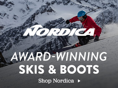 Nordica Award-Winning Skis and Boots. Shop Nordica.