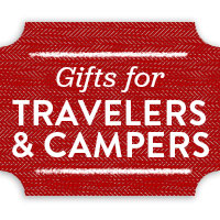 Gifts for Travelers and Campers