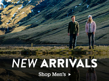 New Arrivals. Shop Mens