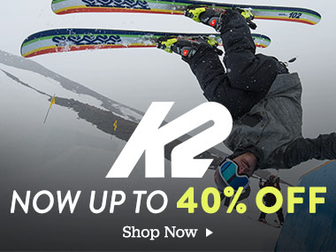 K2 Now Up To 40% Off. Shop Now.