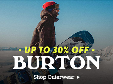 Now Up To 30% Off Burton. Shop Men's Outerwear.
