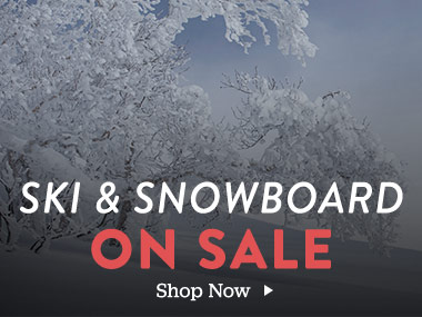 Ski and Snowboard On Sale. Shop Now.