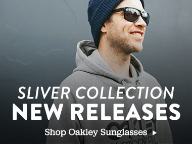 Sliver Collection. New Releases. Shop Oakley Sunglasses.