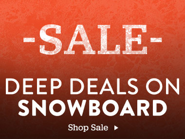 Sale. Deep deals on snowboard. Shop Sale.