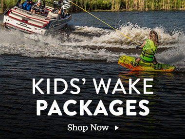 Kids' Wake Packages. Shop Now.