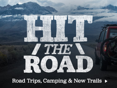 Road Trips, Camping & New Trails