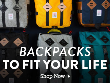 Backpacks To Fit Your Life. Shop Now.