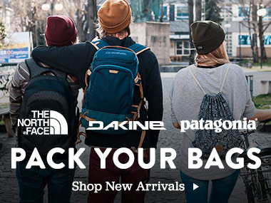 Pack Your Bags. Shop New Arrivals.