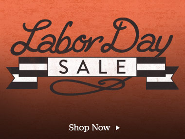 Labor Day Sale. Shop Now