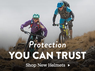 Protection you can trust. Shop New Helmets.