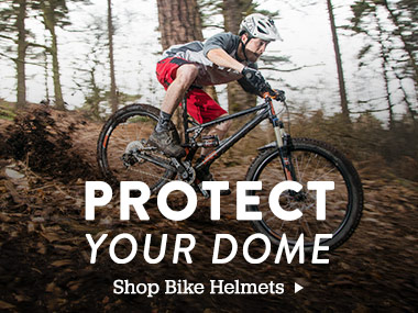 Protect Your Dome. Shop Bike Helmets.
