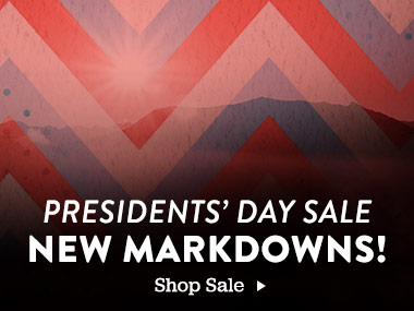 Presidents Day Sale. New Markdowns! Shop Sale.