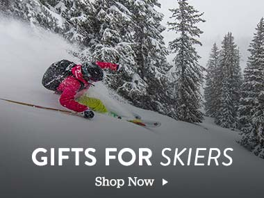 Gifts for Skiers. Shop Now.