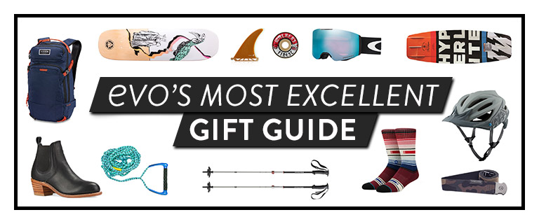 evo's Most Excellent Gift Guide