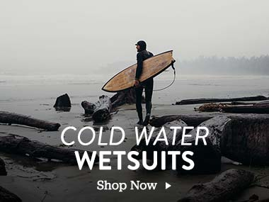Cold Water Wetsuits. Shop Now.