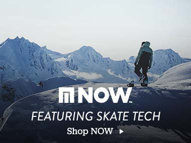 Now. Featuring Skate Tech. Shop NOW.