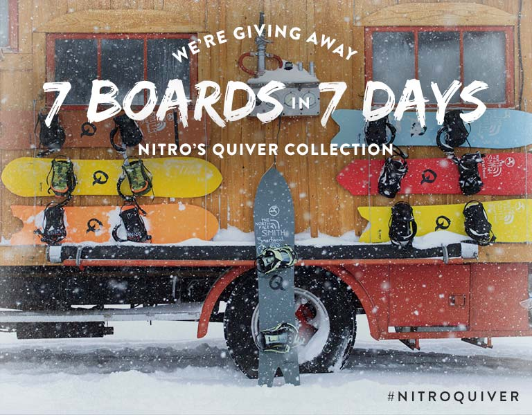 Nitro Quiver Giveaway