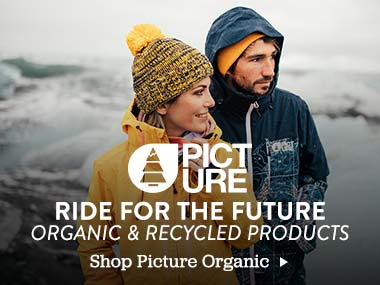 Picture Organic. Ride for the Future. Organic and Recycled Products. Shop Picture Organic.