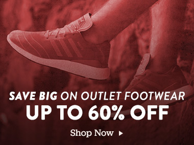 Save Big On Outlet Footwear Up To 60% Off. Shop Now.