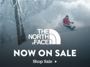 The North Face. Now On Sale. Shop Sale.