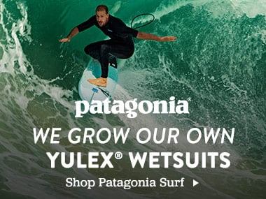 Patagonia. We Grow Our Own Yulex Wetsuits. Shop Patagonia Surf.