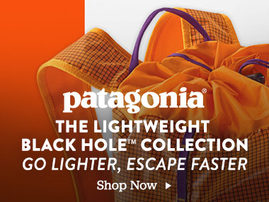 Patagonia - The Lightweight Black Hol Collection. Go Lighter, Escape Faster. Shop Now.