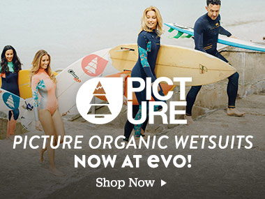 Picture. Picture orgnaic wetsuits. Now at evo! Shop Now.