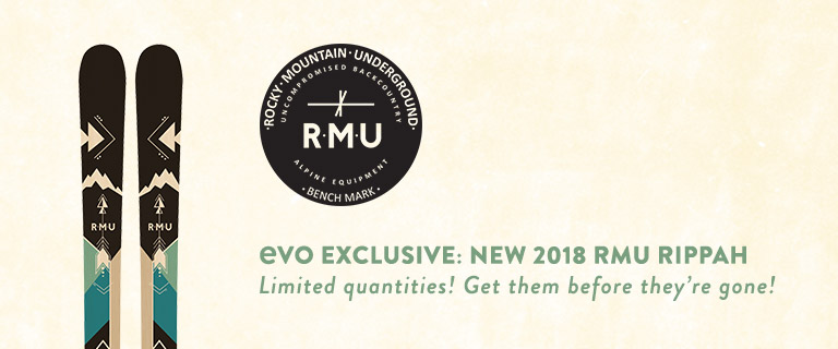 evo Exclusive: New 2018 RMU Rippah