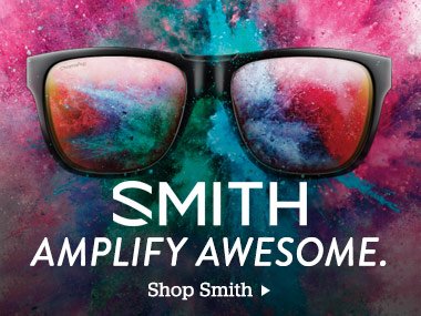 Smith Amplify Awesome. Shop Smith.