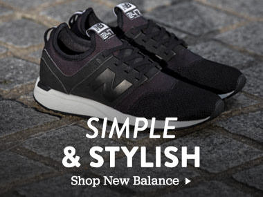 Simple and Stylish. Shop New Balance.