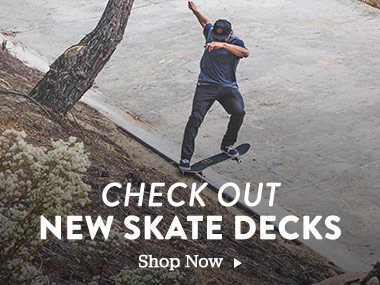 Check Out New Skate Decks. Shop Now.