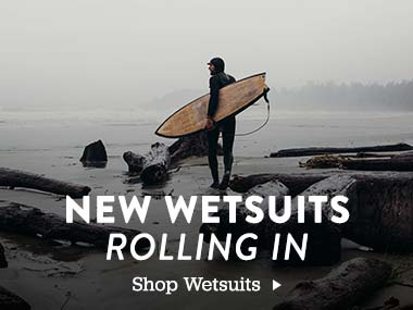 New Wetsuits Rolling In.
