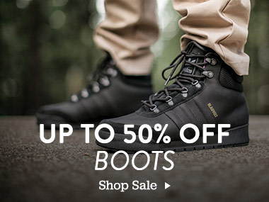 Up to 50% Off Boots. Shop Sale