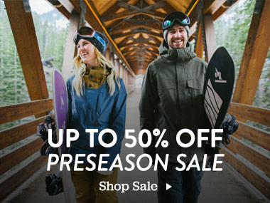 Up to 50% off Preseason Sale. Shop Sale.