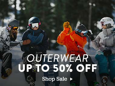 Outerwear up to 50% off. Shop Sale