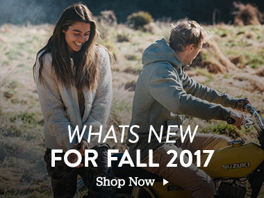 Whats New for Fall 2017.