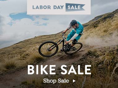 Labor Day Sale. Bike Sale Shop Sale