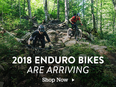2018 Enduro Bikes are Arriving. Shop Now.