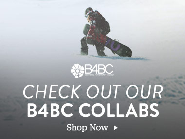 B4BC Check Out Our. B4BC Collabs. Shop Now.
