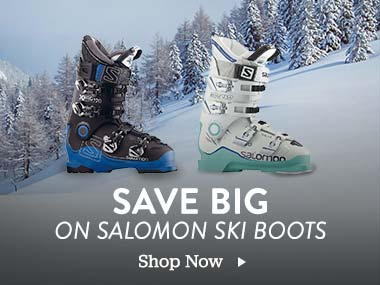 Save Big on Salomon Ski Boots. Shop Now.