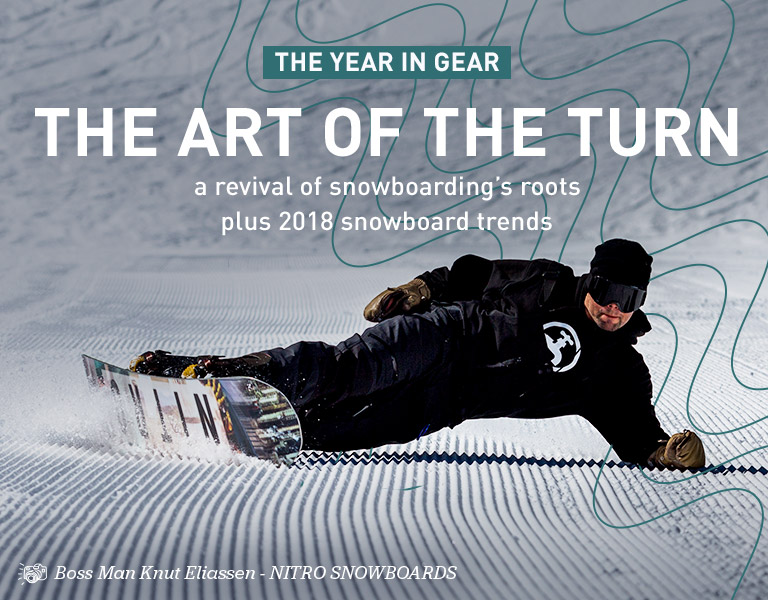 Snowboard Trends