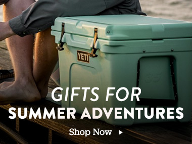 Gifts For Summer Adventures. Shop Now.