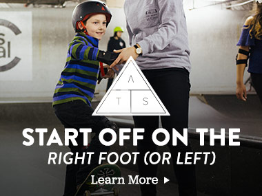 ATS. Start off on the Right Foot. Or Left. Learn More.