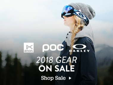 Anon. POC. Oakley. 2018 Gear on Sale Shop Sale.