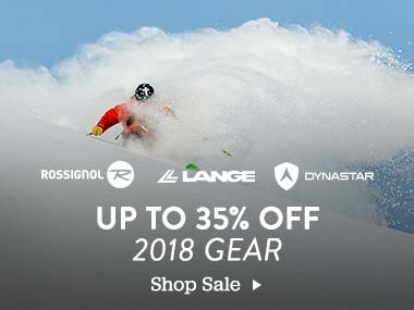 Rossignol. Lange. Dynastar. Up to 35% Off 2018 Gear. Shop Sale.