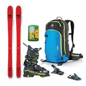 Backcountry Ski Shop